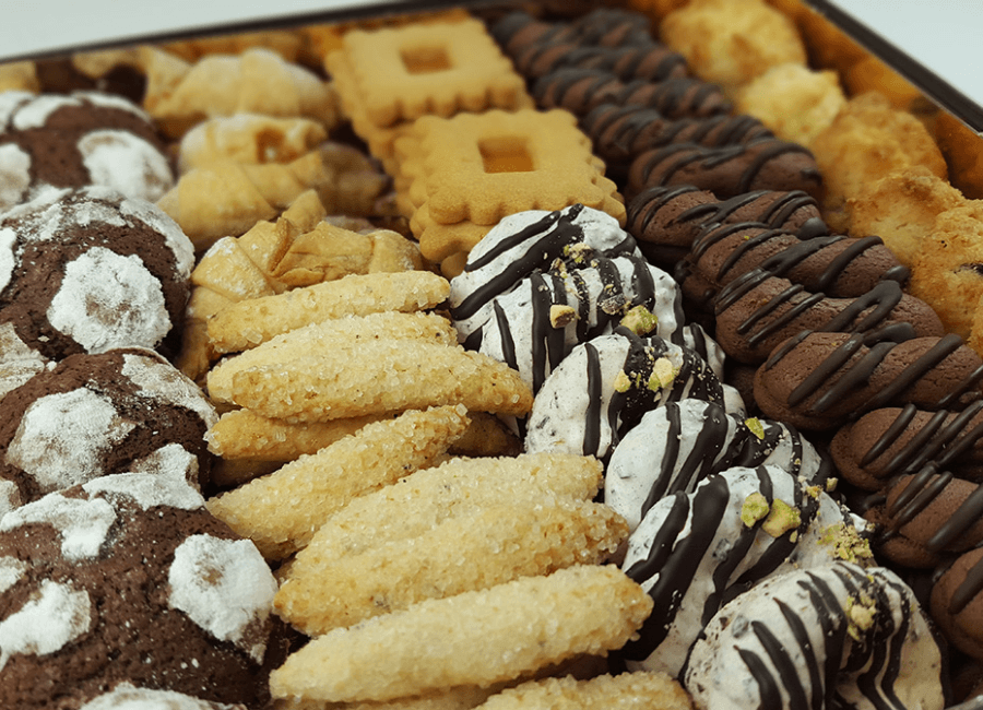 Domače torte in piškoti