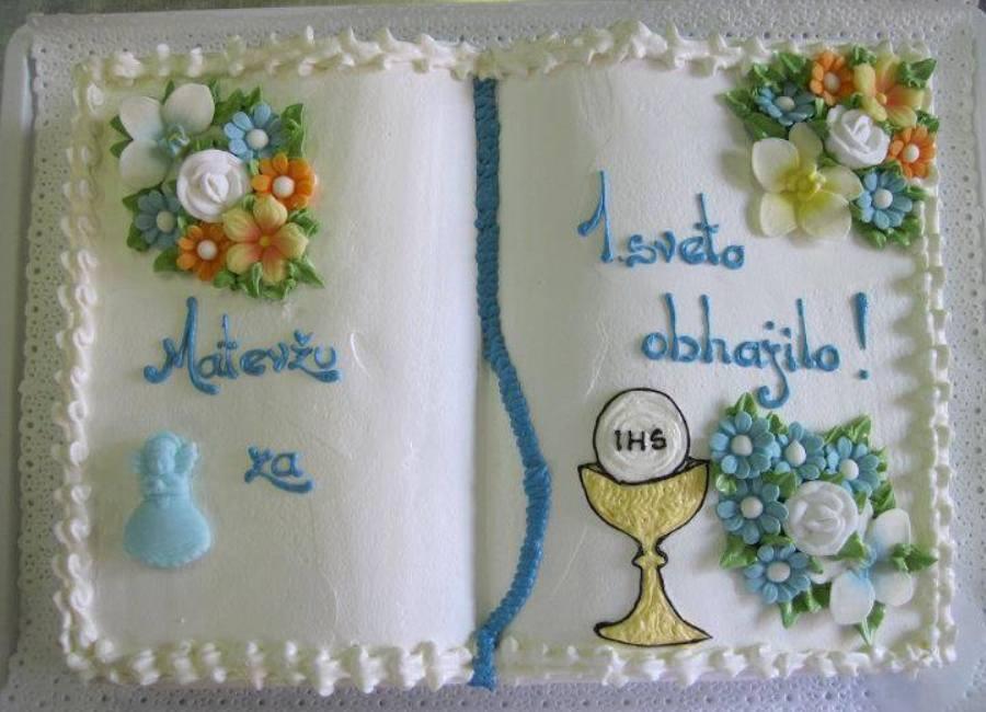 krstne torte Jurček
