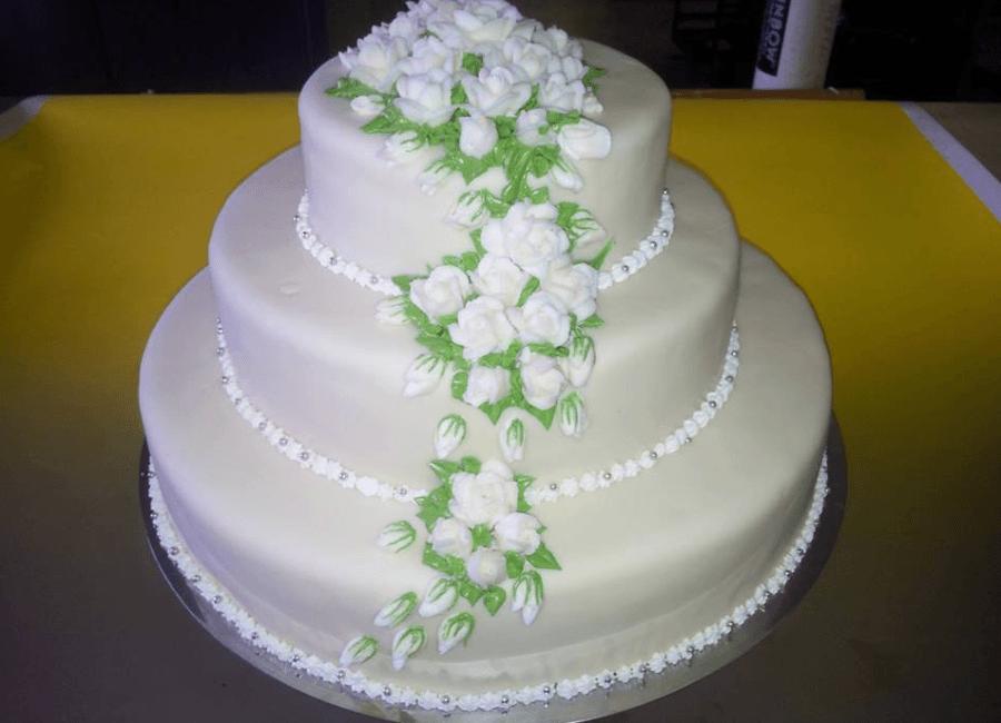 Poročne torte Jurček