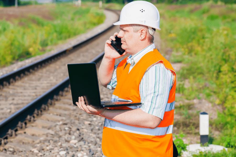 Obnova in gradnja železnic, Jernej Ferk s.p.