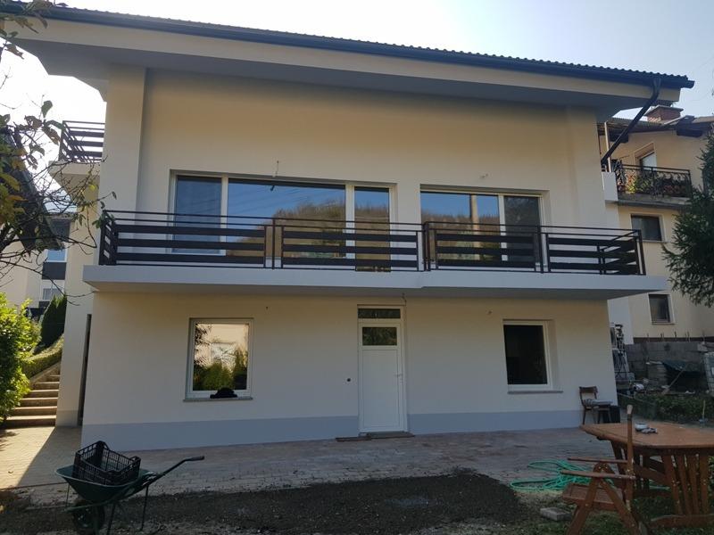 Adaptacija stanovanj in hiš Bergant