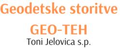 Geodetske storitve GEO-TEH logo