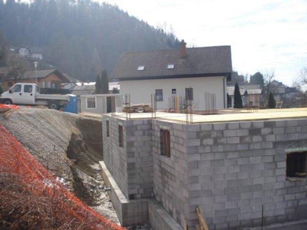 Gradnja kleti ZI INVESTICIJE