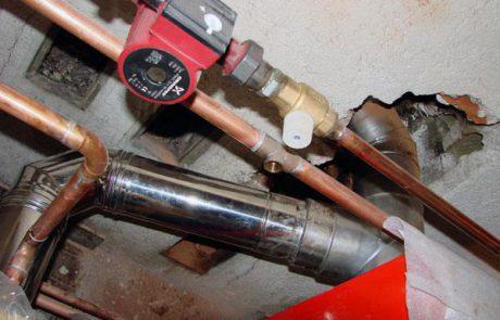 Povrtavanje (vrtanje) dimnikov TRGOINOX