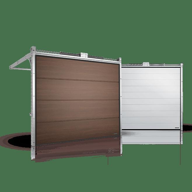 Ugodna garažna vrata, AMS DIZAJN