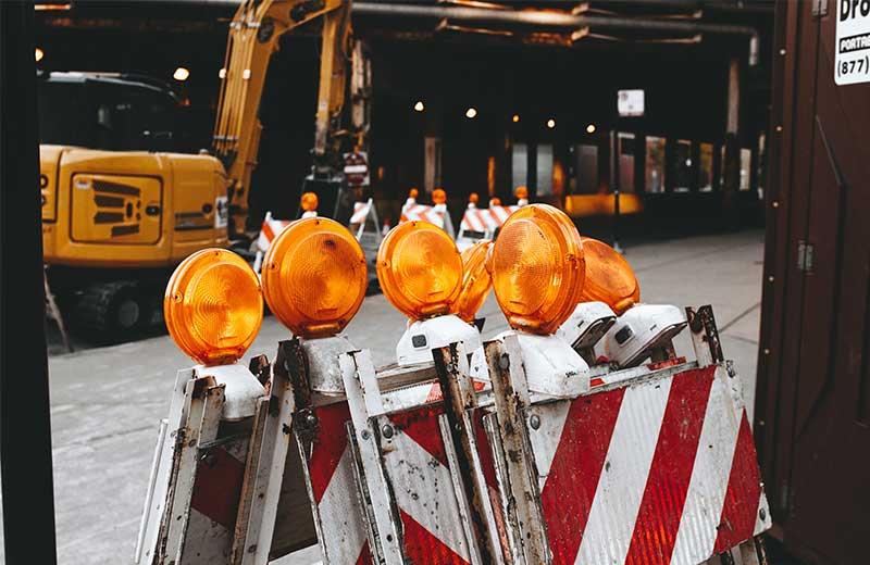 Varnost na gradbišču USco