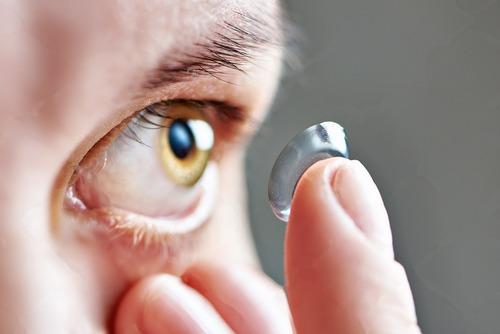 Kontaktne leče optika Šimenc
