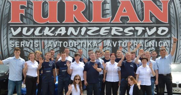 Prodaja in montaža pnevmatik, vulkanizerstvo Furlan