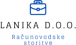 Računovodske storitve, Lanika d.o.o. logo