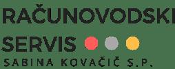 računovodski servis Sabina Kovačič logo